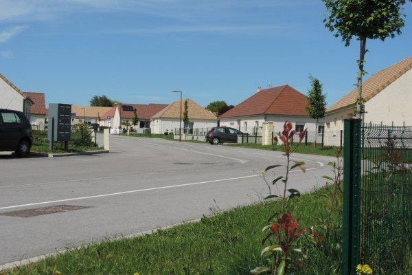 Lessard le National « Les Champs Cordot Phase I »(71)